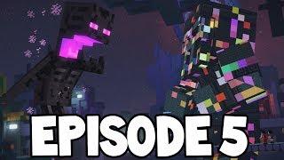 Minecraft Story Mode Season 2 Episode 3 Minecraftvideos Tv