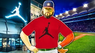 SIGNING A MILLION DOLLAR DEAL WITH JORDAN! MLB The Show 20 | Road To The Show Gameplay #43