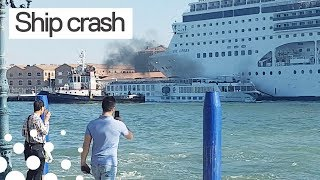 faze tari accident in Venetia