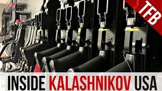New Guns from Kalashnikov USA