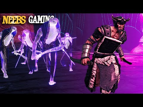 An Army of GHOST LIZARDS?! - Conan Exiles