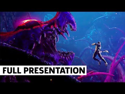 「類魂」遊戲《都爾門》結合了未來科幻和宇宙恐怖的全新動作 RPG