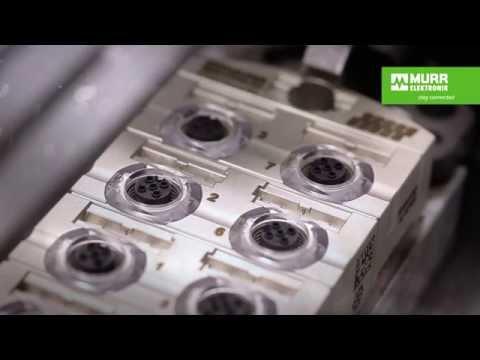 Murrelektronik-Feldbusmodule - Produktionsprozess