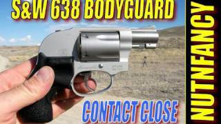 "S&W 638 Bodyguard:  ""Contact Close"" by Nutnfancy"