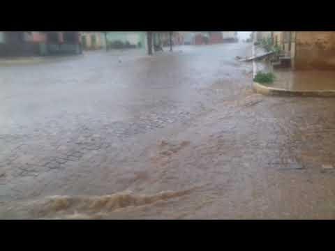 chuva de vento em Acaua Pi