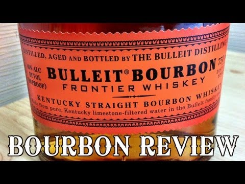 Bourbon Review: Bulleit Bourbon
