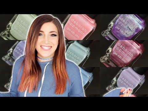 Spring 2018 Swatch and Review: Deborah Lippmann Nail Polish || KELLI MARISSA