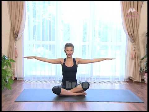 Йога с Кариной Харчинской урок №7