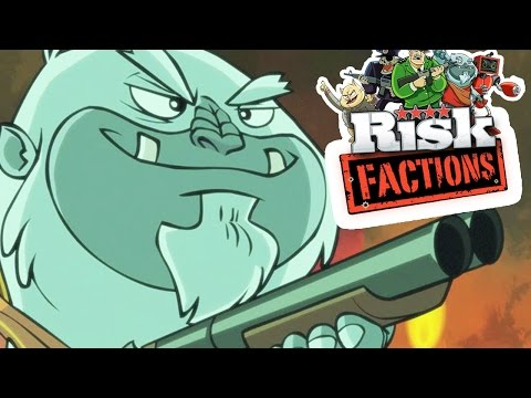 EVERYONE RAGE QUIT ON ME! - RISK FACTIONS (видео)