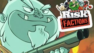 EVERYONE RAGE QUIT ON ME! - RISK FACTIONS