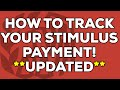 HOW TO TRACK YOUR $600 STIMULUS CHECK UPDATED | Jan 18th