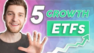 Top 5 HIGH-GROWTH Canadian ETFs for 2021 - Stock Market Investing