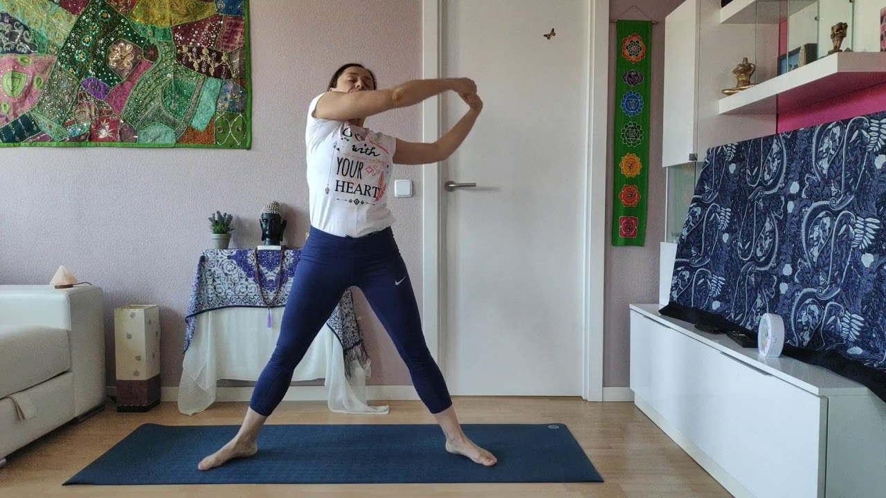 YogaPower. Fortalece tu postura.