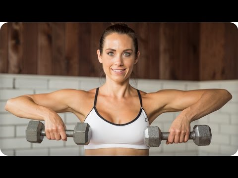 Exercise thumbnail image for Dumbbell Upright Row