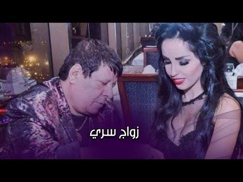 منار اللبنانية تكشف حقيقة زواجها السري من شعبان عبد الرحيم وترد على ابنه