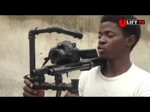 Youth Life TV Presents: AMINU ANUOLUWAPO, A Cinematographer