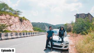 Lets start Something New   Alwar to Delhi Car Drive   Alwar Road Trip   STRAY ARTIST