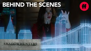 Shadowhunters | Behind the Scenes Season 2: Tour of the Institute | Freeform