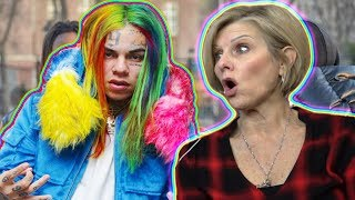 """Mom REACTS to NEW 6IX9INE Feat. Fetty Wap & A Boogie """"KEKE"""" (HE CALLED MY MOM OUT)"""
