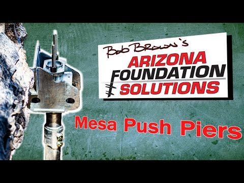 Foundation Repair in Mesa, Arizona