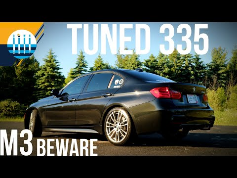 This BMW 335i Is Built To MATCH The M3 [~400 hp and 470 lbft]