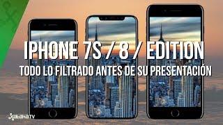 ¿Serán así los nuevos iPhone?