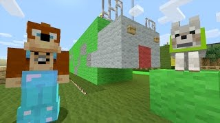 Minecraft Xbox - Curly Caterpillar [216]