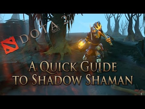 Dota 2 pub stomping with shadow shaman guide youtube.