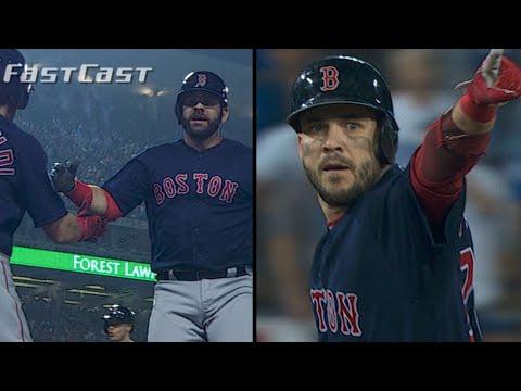 MLB.com FastCast: Sox take 3-1 lead in WS – 10/27/18