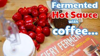 Fermented Coffee Hot Sauce
