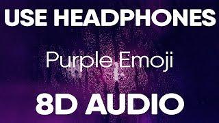Ty Dolla $ign   Purple Emoji Feat. J. Cole (8D AUDIO)