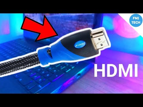 Don't Buy a HDMI Cable before Knowing About This Cool Cable.  😎