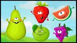 Apprendre les fruits en s'amusant