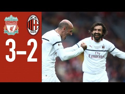 Highlights Liverpool Legends v Milan Glorie | Anfield, March 23rd, 2019
