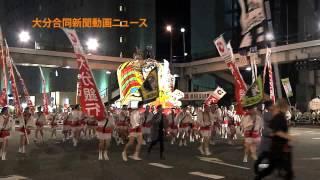 第31回大分七夕まつり・府内戦紙