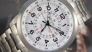 fa750a54a0f Relógio Bulova Marine Star WB30686A - Free video search site - Findclip
