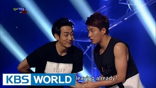 Say It! YES Or NO | 말해 YES Or NO (Gag Concert / 2015.10.03)