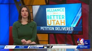 Councilman Graves Petition Delivery - ABC 4