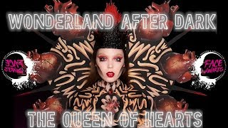 The Queen of Hearts | NYX #FACEawards_SA Round 4 #WonderlandAfterDark