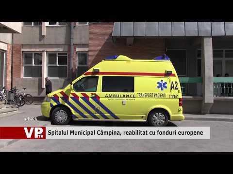 Spitalul Municipal Câmpina, reabilitat cu fonduri europene