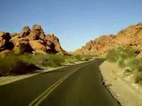 Cruisin' The Valley Of Fire(original demo)