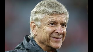 20 years of Arsène Wenger