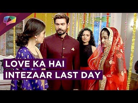Love Ka Hai Intezaar Ends On A Happy Note |