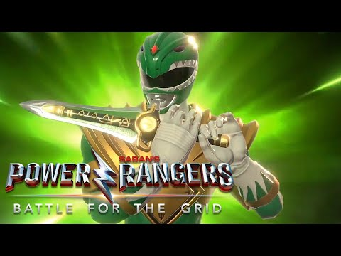 Power Rangers: Battle For The Grid - Official Gameplay Trailer thumbnail
