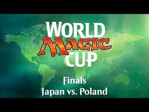 2017 World Magic Cup Finals: Poland vs. Japan