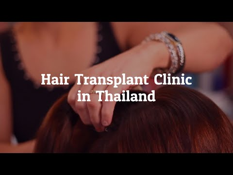 Find Top-Notch Hair Transplant Clinic in Thailand At the Best Price
