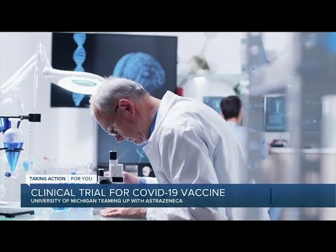 University of Michigan recruiting participants for phase 3 of COVID-19 vaccine clinical trial