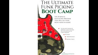 """NEW eBook! """"The Ultimate Funk Picking Boot Camp"""" Trailer"""