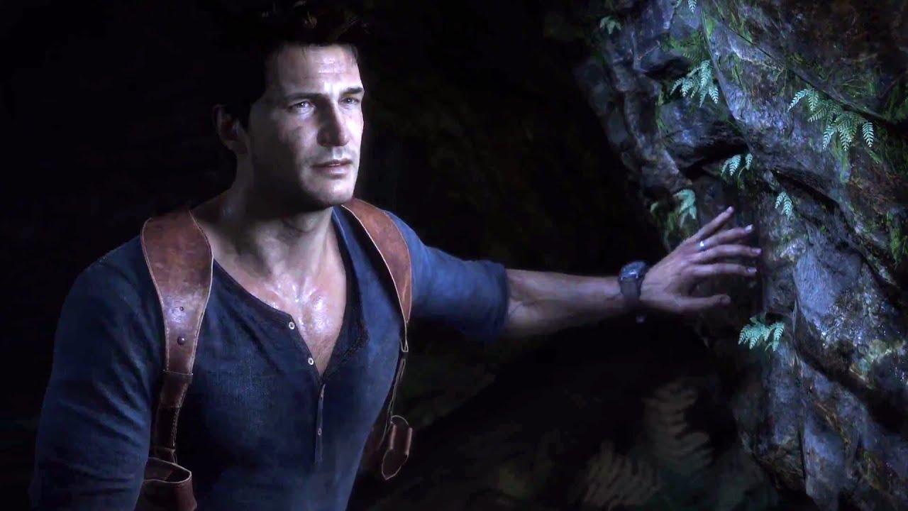 UNCHARTED 4 Gameplay Teaser [E3 2015] #VideoJuegos #Consolas