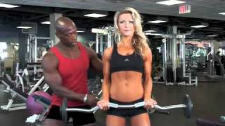 Calgary Fitness Tutorial - Bicep Curl